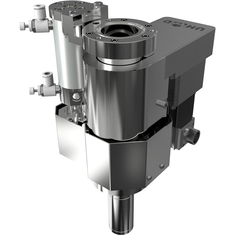 MagiLift Rotary and Linear Motion Feedthrough