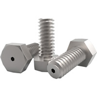 Vented Hex Head Bolts