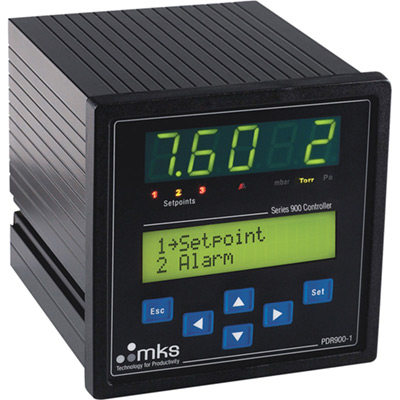 MKS<sup>®</sup> PDR900 Vacuum Gauge Controller