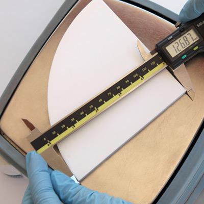 Qualitätssicherung in der Fertigungf von Keramikwerkstoffen