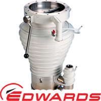 Edwards Diffstak Series (Water Cooled) Diffusion Pumps