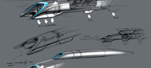 HyperLoop Concepts