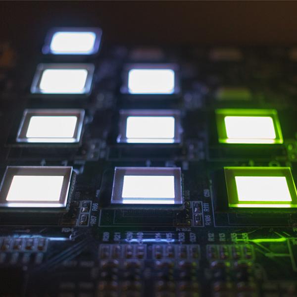 Organic Electronics (OLEDs & OPVs)