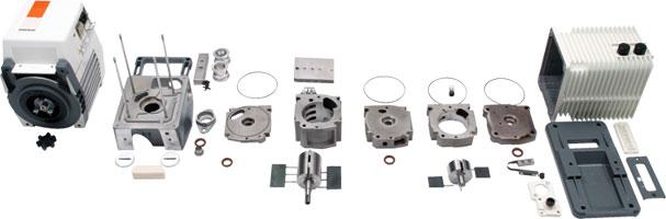 Kurt J  Lesker Company | Pump Rebuild Overview | Vacuum