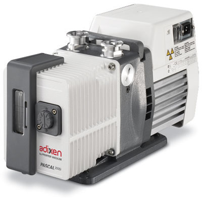 Adixen (Pfeiffer) Standard Pascal Series Oil Sealed Rotary Vane Pumps