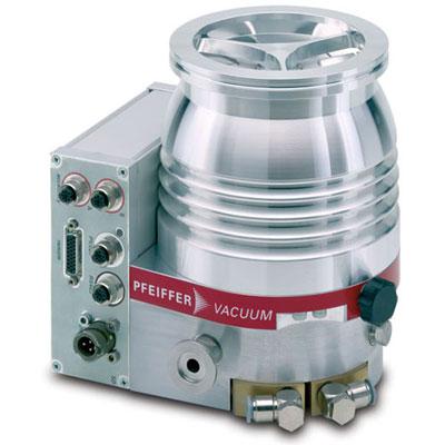 Turbomolekulare Vakuumpumpe