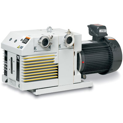 TRIVAC BCS - Two Stage Oil Sealed Rotary Vane Pumps