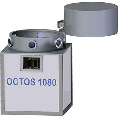 Kurt J Lesker Company Octos 1080 Fully Automated